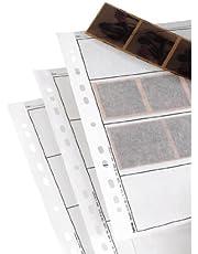 Hama - Negative sleeves, 60 - 70 mm, Glassine matt, 310 mm, 260 mm (importado)