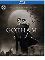 Gotham: The Complete Fifth and Final Season (DC) [Blu-ray]
