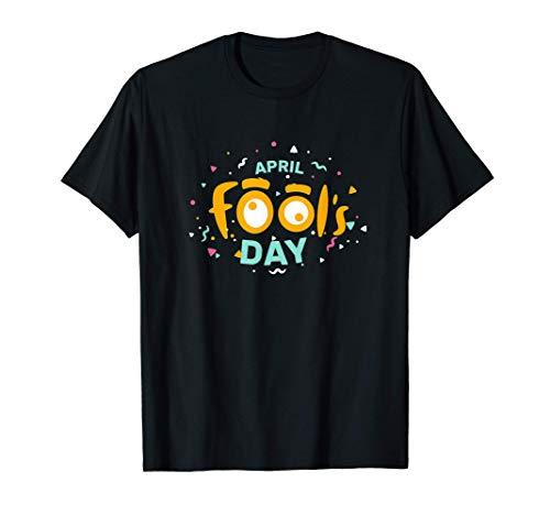 面白いエイプリルフールTシャツ Tシャツ