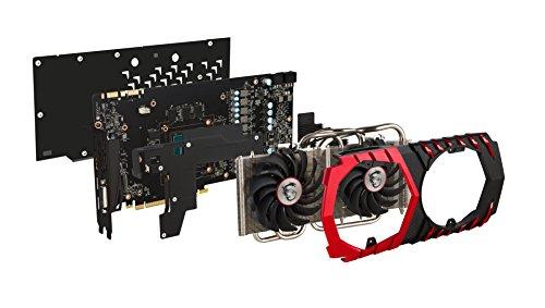 『MSI GeForce GTX 1070 GAMING X 8G 『Twin Frozr VI/OCモデル』 グラフィックスボード VD6072』の6枚目の画像