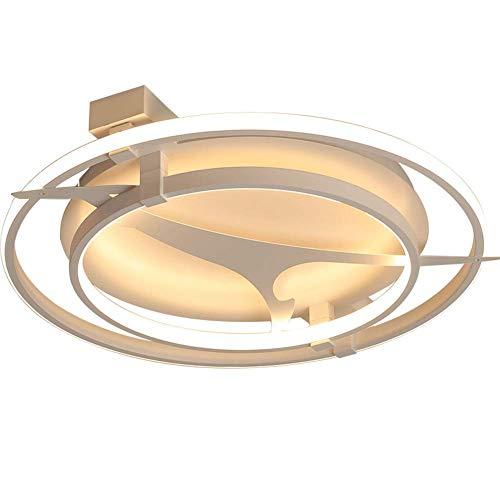 LED plafondlamp rond dubbel cirkel kangoeroepatroon acryl plafondlamp modern plafondlamp voor kinderkamer keuken woonkamer balkon hal
