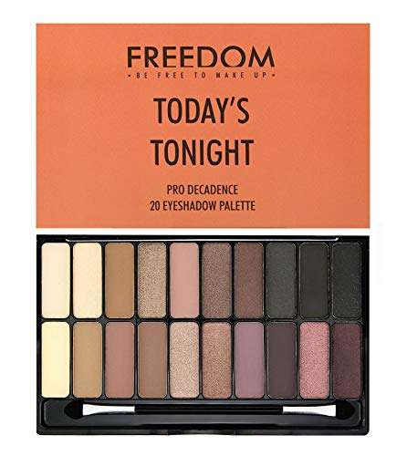 Freedom Makeup London Pro Decadence Palette