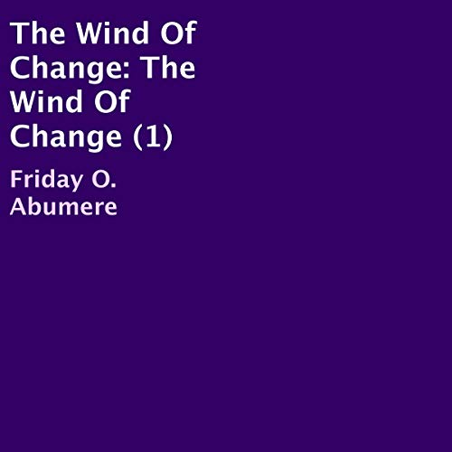 The Wind of Change audiobook cover art