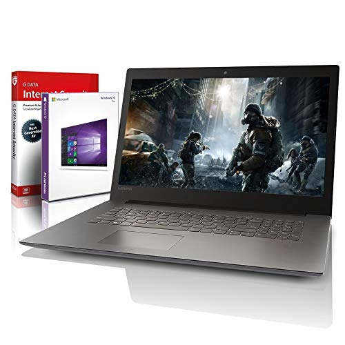 Lenovo (15,6 Zoll Full-HD) Notebook (AMD [Ryzen-Core] 3050U 2x3.2 GHz, 8GB DDR4, 512 GB SSD, Radeon RX, HDMI, Webcam, Bluetooth, USB 3.0, WLAN, Windows 10 Prof. 64 Bit, MS Office 2010 Starter) #6584