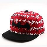 VGFTP® Hip-Hop-Kinder Mütze Frühling Cartoon Batman Baseball Caps für Jungen Mädchen Verstellbare Größe s Sport Snapback Hut