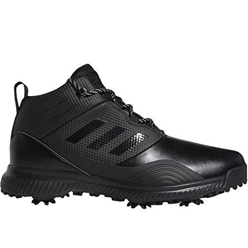 adidas Cp Traxion Mid Zapatos de golf para hombre, color Negro, talla 48 2/3 EU