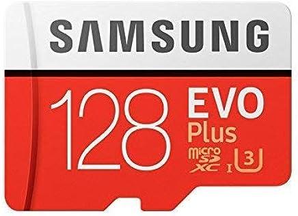 Samsung EVO Plus 128GB MicroSDXC with SD Adapter (International Version)