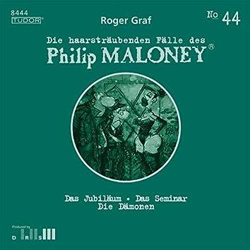 Die haarsträubenden Fälle des Philip Maloney, Vol. 44