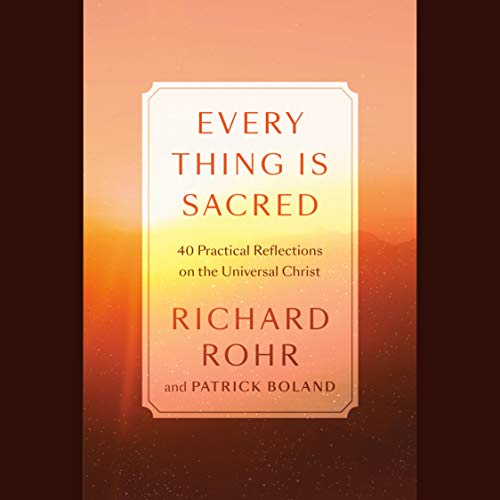 Every Thing Is Sacred cover art