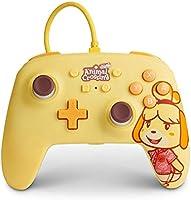 Powera Enhanced Wired Controller Para Nintendo Switch - Animal Crossing. Isabelle, Nintendo Switch Lite, Gamepad, Game...