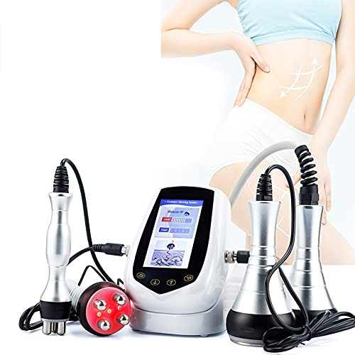 wenhu 5MHz RF Körperformung 4 in 1 Gewichtsverlust Schönheitsmaschine 40khz Kavitation Ultraschall Multi-Polare Haut Verjüngung Lift Ziehen