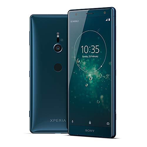 Sony Xperia XZ2 (H8296) 6GB / 64GB 5.7-inches LTE Dual SIM Factory Unlocked - International Stock No...