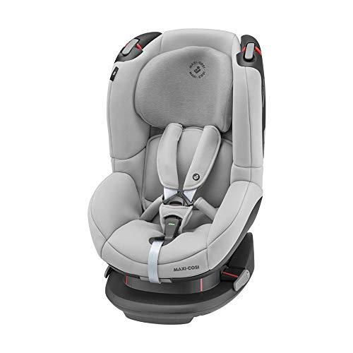 Maxi-Cosi Tobi Kleinkinder-Autositz, Installation mit Sicherheitsgurt, 9 Monate - 4 Jahre, 9 - 18 kg, Authentic Grey (grau)
