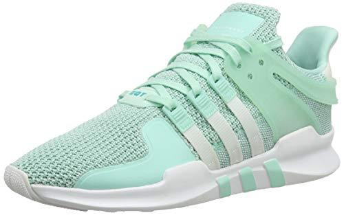 adidas Eqt Support Adv W, Women's Gymnastics Shoes, Green (Clear Mint/Ftwr White/Hi/Res Aqua Clear Mint/Ftwr White/Hi/Res Aqua), 4 UK (36 2/3 EU)