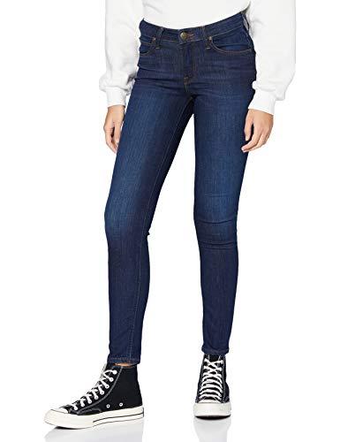 Lee Scarlett Jeans, Foster Dark, 24W x 31L para Mujer