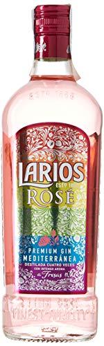 Larios Rosé Ginebra Edición Especial Orgullo Gay, 37.5% -