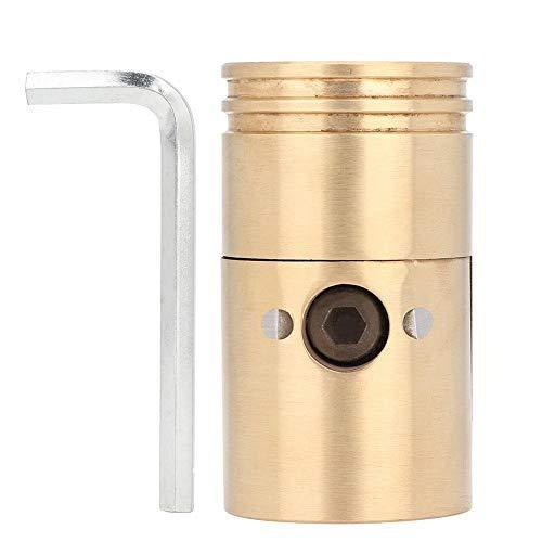 Salmue Ring Sieradenklem, Houder Instellingstool voor Ring Graving, Antislip Ring Clip met een Zeskantsleutel voor Handig, Sieraden Maken en Verwerken met Ring Klem Zeskantsleutel