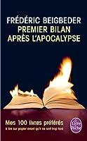Premier bilan après l'apocalypse 2246777119 Book Cover