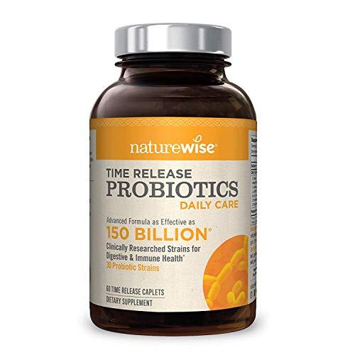 NatureWise Daily Probiotics for Wom…