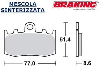 GF0255 NEWFREN GANASCE Freno Trasero Scooter Compatible con Beta Ark 50  1995