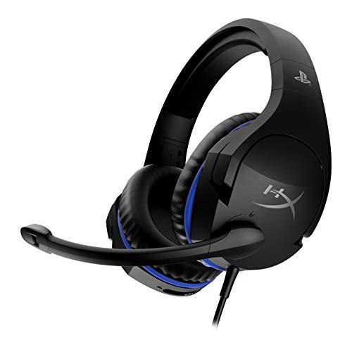 Headset Gamer HyperX Cloud Stinger, Preto com Azul