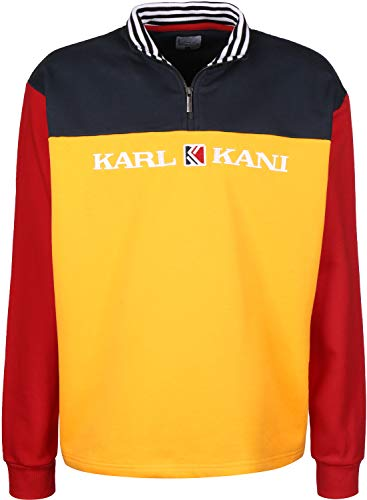 Karl Kani Retro Block Sudadera