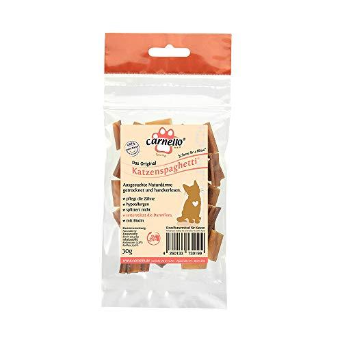 Carnello Katzenspaghetti, 4er Pack (4 x 30g)