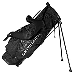 """9.5"""" 4-Way top with integrated handles Cart-friendly bottom fits in riding cart bag wells Contoured carry straps 8 Pockets including beverage pouch and dedicated cell phone pouch Full-length clothing pocket"""