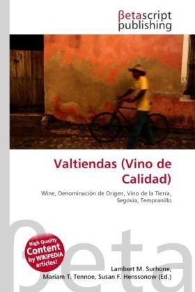 Valtiendas (Vino de Calidad)