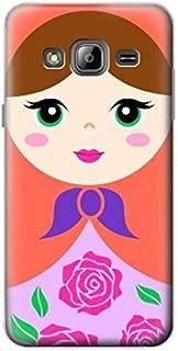 R1861 Russian Matryoshka Doll Case Cover For Samsung Galaxy J3 (2016)