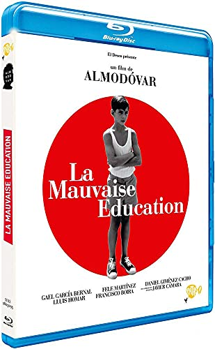 La Mauvaise éducation [Blu-ray]