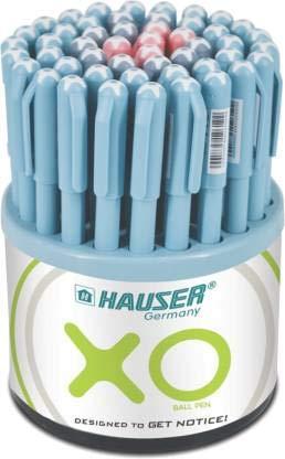 Hauser XO Ball Pen (Pack of 50)