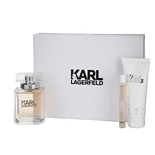 Karl Lagerfeld, Set de fragancias para mujeres - 3 Piezas