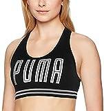 PUMA Women's Hero Bra Sujetador Deportivo, Negro, S para Mujer