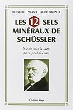 Les 12 Sels minéraux de Schüssler - Une clé pour la santé du corps et de l'âme de Richard Kellenberger