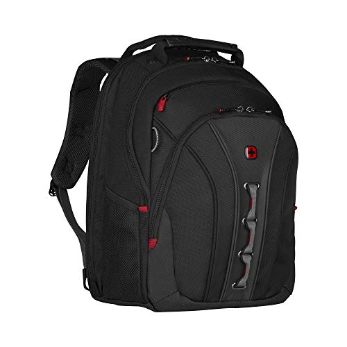 Wenger Legacy Laptop-Rucksack, Notebook bis 16 Zoll, 21 l, Damen Herren, Business Uni...