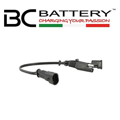 BC Battery Controller 710-HRL2V SAE-Stecker/Adapter für Harley Davidson Motorräder für BC-Batterieladegeräte - Made in Italy