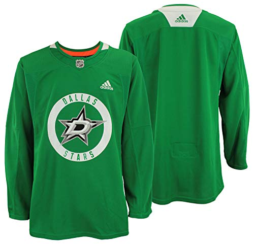 adidas Dallas Stars NHL Men's Climalite Authentic Practice Jersey