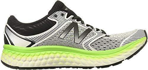 New Balance W1080V7 SS17 - Zapatillas de running para mujer, color Blanco, talla 39 2/3 EU