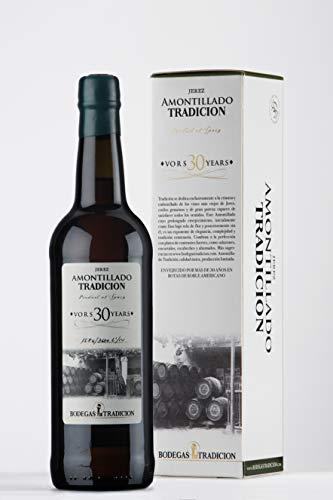 Amontillado Tradicion VORS Vino D.O. Jerez 75 cl.