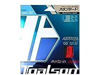 TOALSON(トアルソン) アスタリスタ 130 レッド 7333010R
