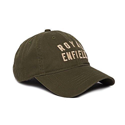 Royal Enfield Baseball Cap Olive 142 cm(RLCCAI000005)