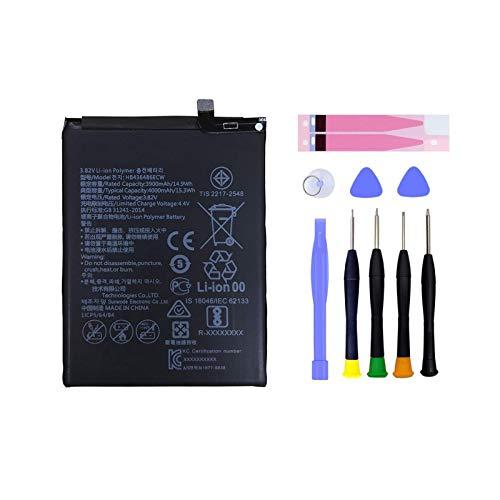 Pattaya HB436486ECW - Batería compatible con Huawei Mate 10 Lite/Mate 10 Pro Nova 2i Honor 9i RNE-L01/02/03 RNE-L21 Huawei G10 Plus