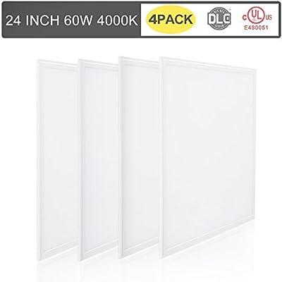Led Panel Light 1x4 2x4 Dimming