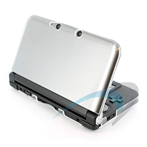 Assecure dur en cristal de couverture Shell de cas pour Nintendo 3DS XL LL Armour protection