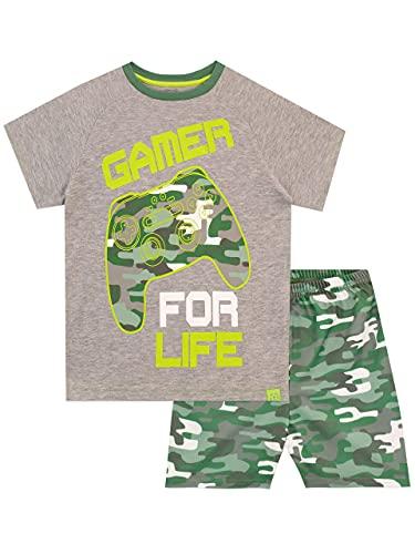 Harry Bear Pijamas para Niños Juego De Azar Multicolor 8-9 años