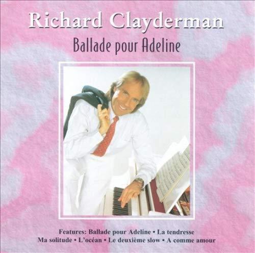 Warner Music CD clayderman Richard - Ballade pour ad.