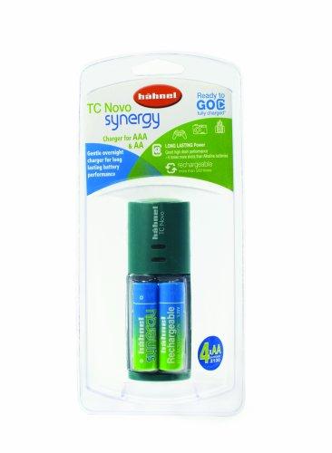 Hahnel 1000 530.0 Chargeur de Batterie - Chargeurs de Batterie (230 V, AA/AAA, 13 h)