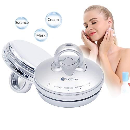 Instrument facial de suppression de rides Machine de massage vibrante Portable Blanchiment Dispositif Facial lifting cosmétologie pour usage domestique et salon