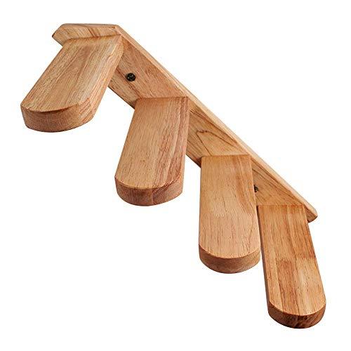 Dengofng Katze Leiter Spielzeug Wandhalterung Kletterei Fenster Haustier Geschenke Sprungbrett Heim Solide Holz Stall Kätzchen Stufe Treppe Einfach Installation - Rechts zu Links, Free Size